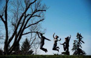 Tonia Adleta_ jumping